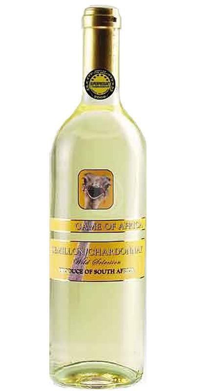 Game of Africa Semillon Chardonnay