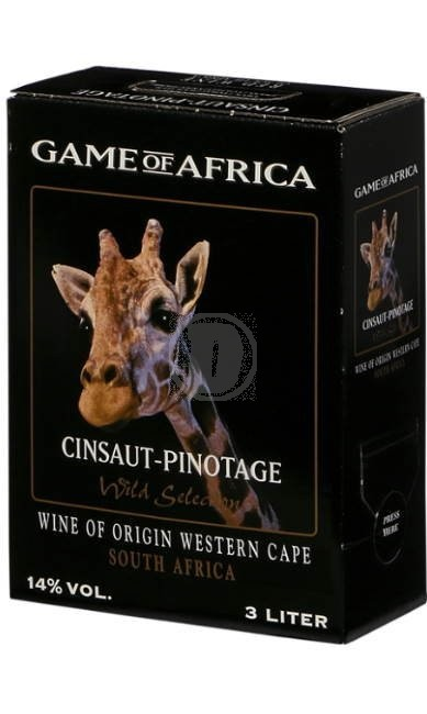 Game of Africa Cinsault Pinotage