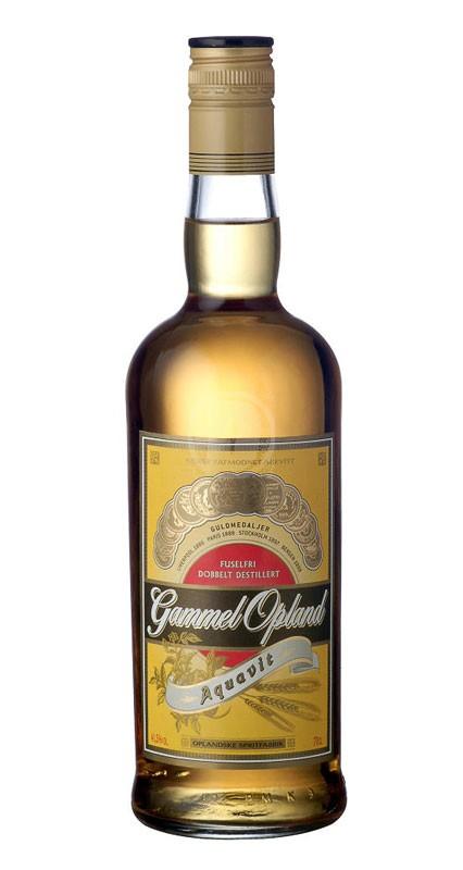 Gammel Opland Aquavit