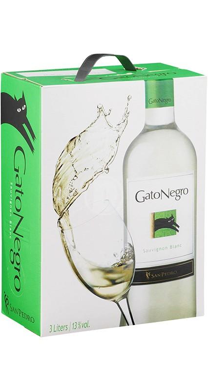 Gato Negro Sauv. Blanc 3 liter