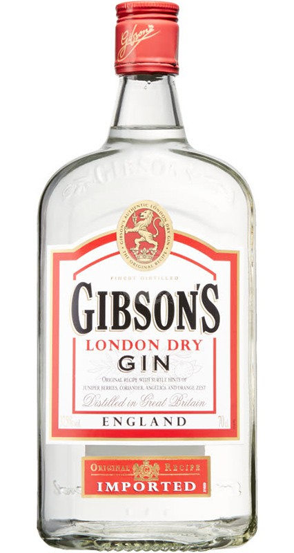 Gibson´s London Dry Gin 1 Liter
