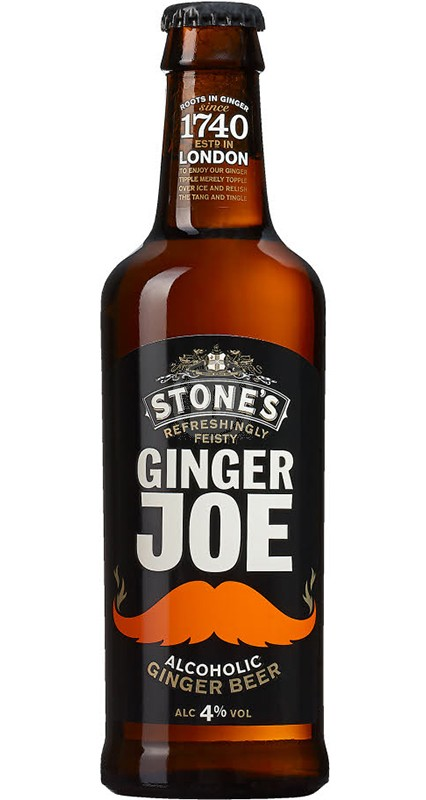 Ginger Joe