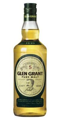 Glen Grant 5 år