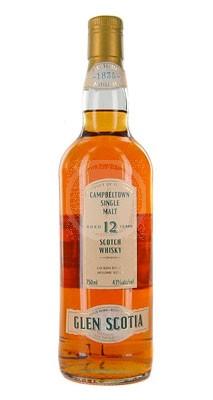 Glen Scotia12 år flaska