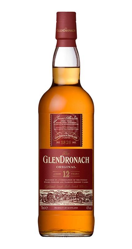 Glendronach 12 år