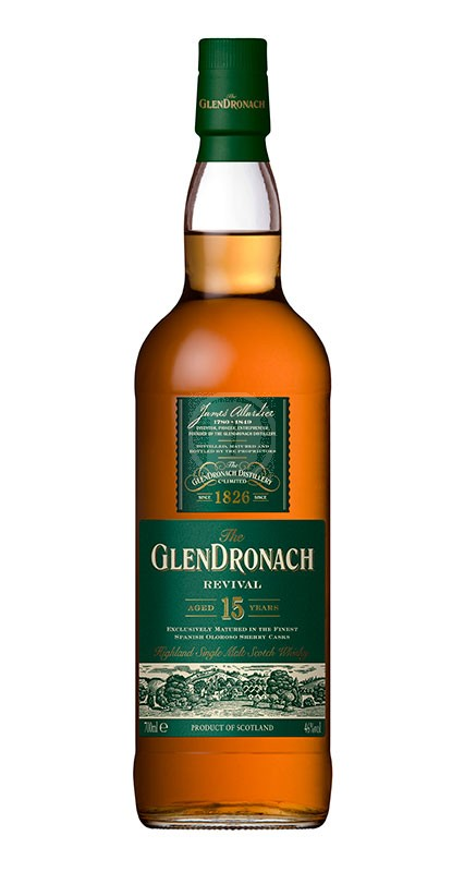 Glendronach 15 år