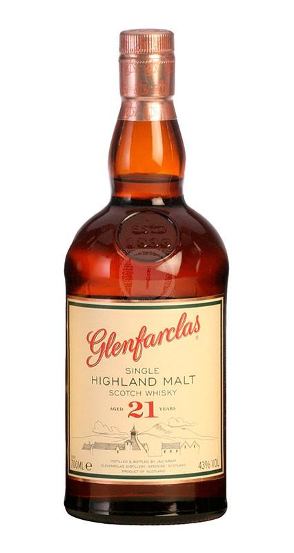Glenfarclas 21 år