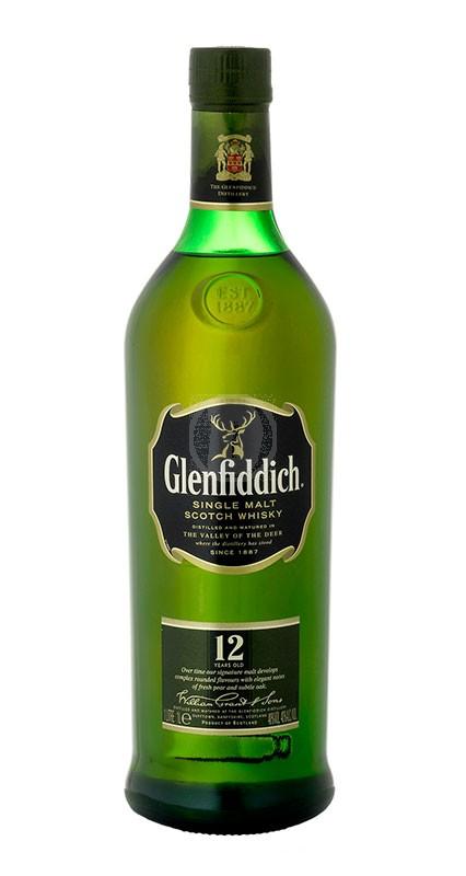 Glenfiddich 12 år