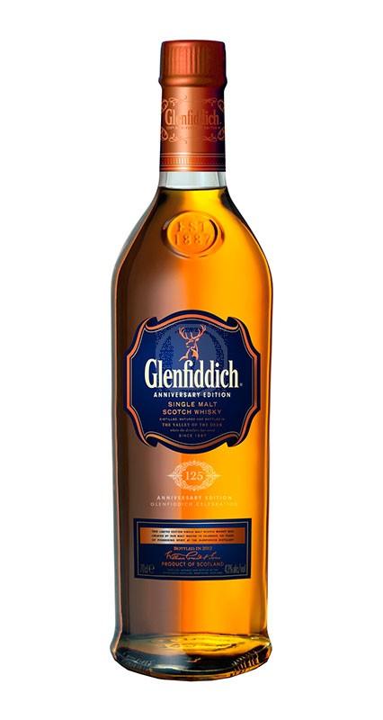 Glenfiddich 125 Anniversary