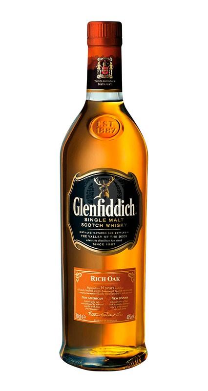 Glenfiddich 14 år Rich Oak