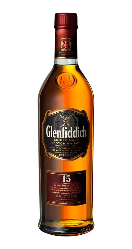 Glenfiddich 15 år Solera