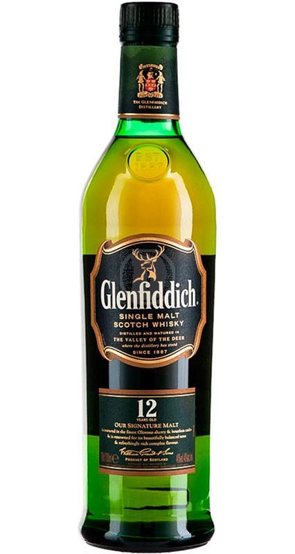 Glenfiddich Single Malt 12 jahre