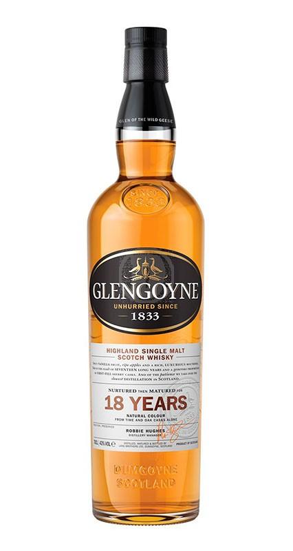 Glengoyne 18 år