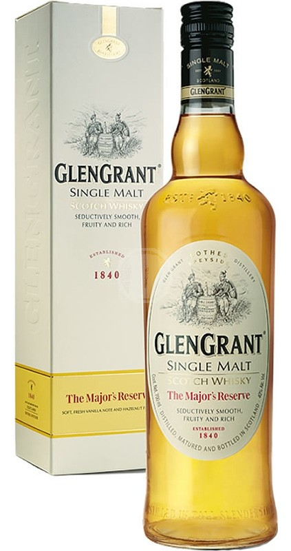 Glen Grant Major Reserve