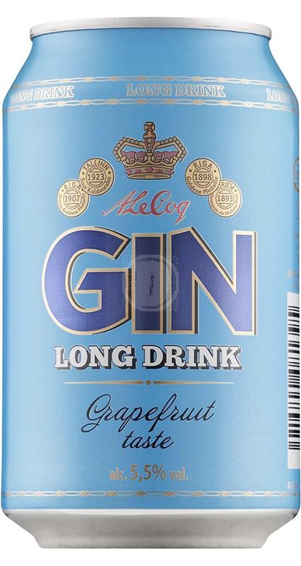 G:N long Drink Grapefrukt