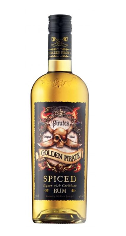 Golden Pirate Spiced Rum