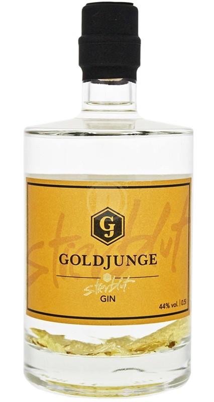 Goldjunge Stierblut Gin
