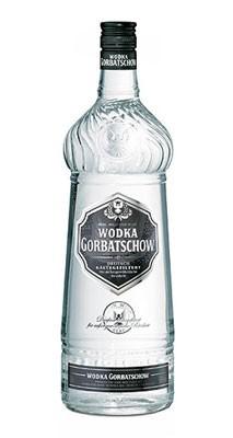 Gorbatschow Wodka Black
