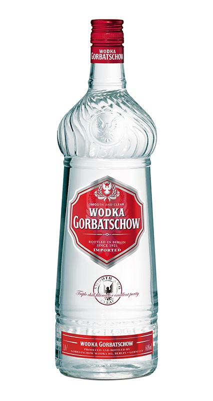 Gorbatschow Wodka Red