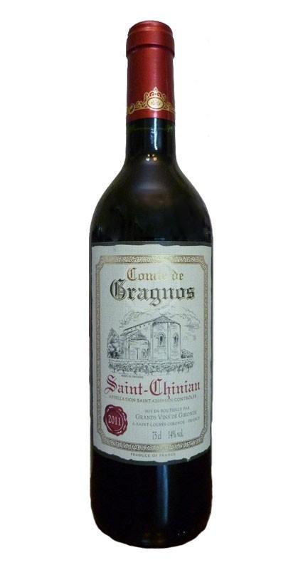 Gragnos Saint Chinian