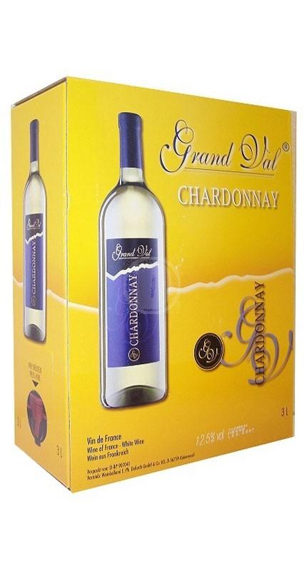 Grand Val Chardonnay 3 liter