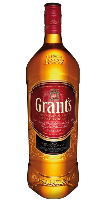 Grants Whisky 3 Liter 3 liter
