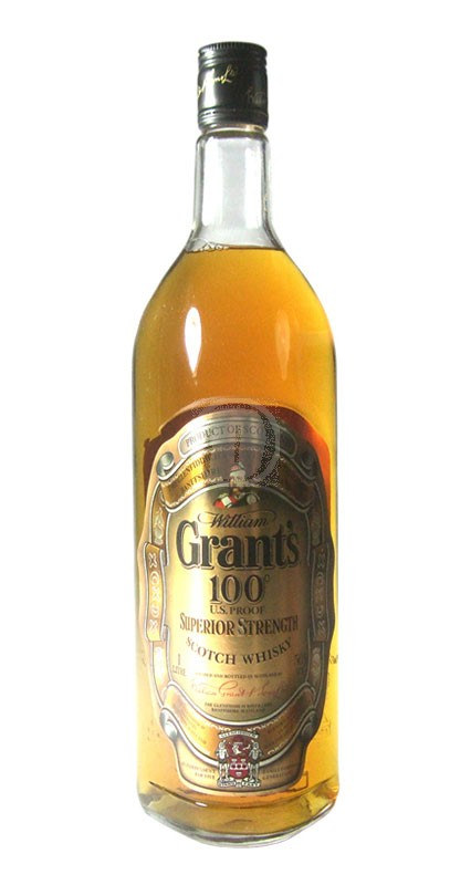 Grants 100 Proof Superior Strength