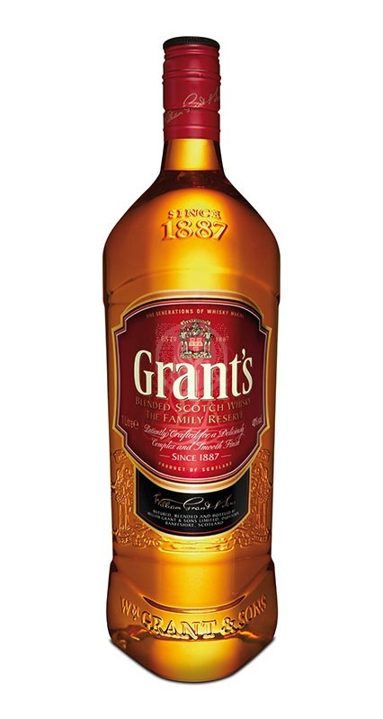 Grant's Scotch Whisky 1 liter