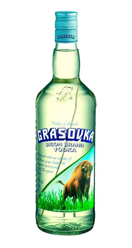 Grasovka Bison 1 liter