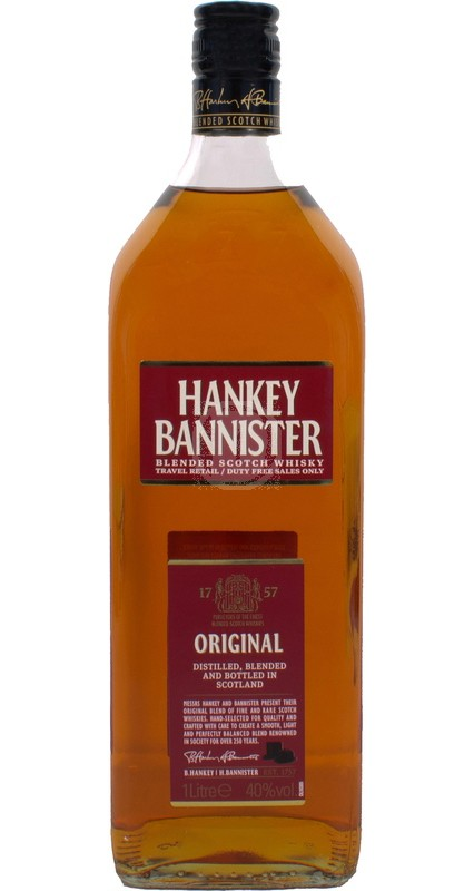 Hankey Bannister 3 år