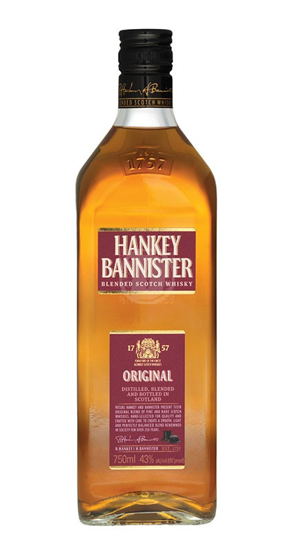 Hankey Bannister Scotch