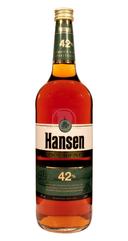 Hansen Präsident