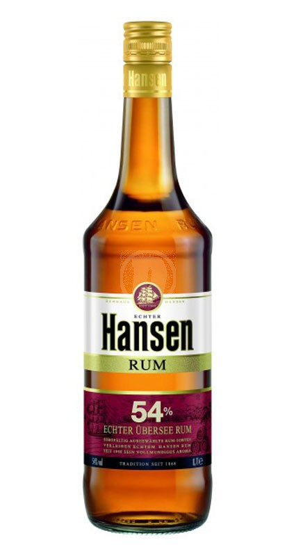 Hansen Rum 54