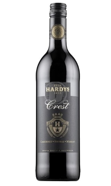 HardysCrestCabernet / Shiraz / Merlot