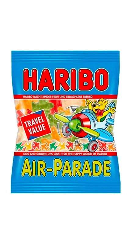 Haribo Air - Parade