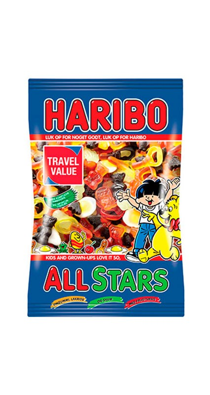 Haribo All Stars