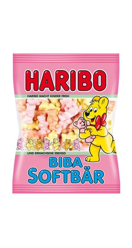 Haribo Biba Softbär