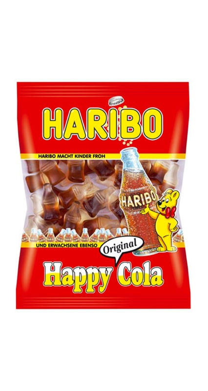 Haribo Cola Flaschen