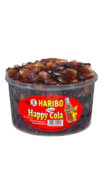 Haribo Cola-Flaschen