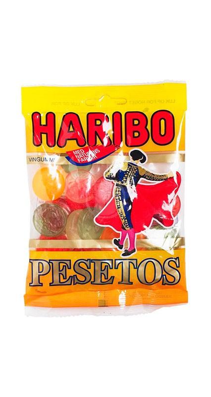 Haribo Pesetos