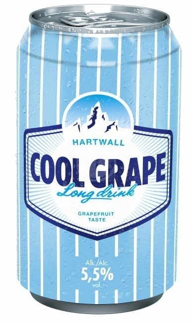 Cool Grape Long Drink