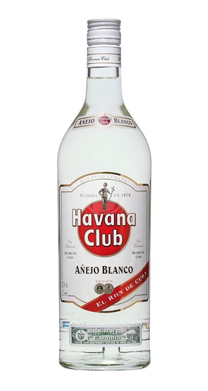 Havana Club Anejo Blanco