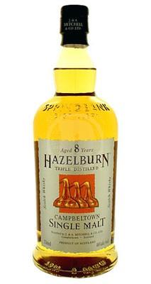 Flaska Hazelburn 8 årig