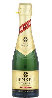 Henkell trocken Piccolo 3-pack