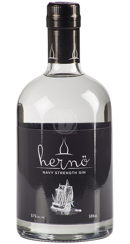 Hernö Gin Navy Strength