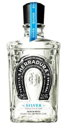 Herradura Silver Tequila flaska
