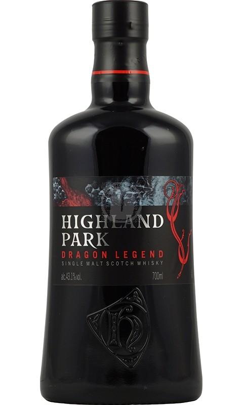 Highland Park Dragon