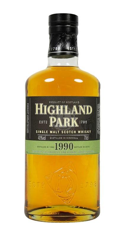 Highland Park Vintage 90