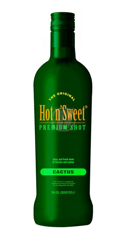 Hot n Sweet Shot Cactus
