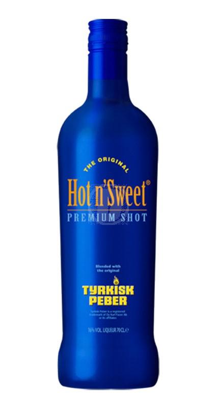 Hot'n Sweet Vodka Turkisk Peppar